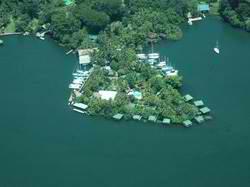 Catamaran Island Hotel & Marina, RIo Dulce, Guatemala