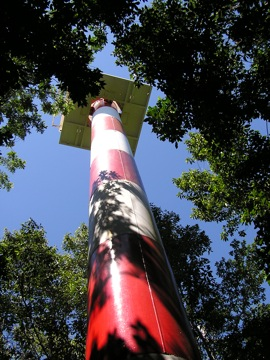 Cayos Grande Lighthouse