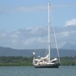 Anchored in Belize