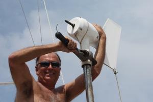 BIG Nuts and Bolts on a Cruising Sailboat