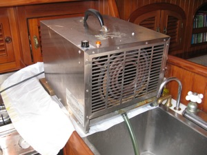 Stainless Dehumidifier