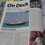 Anchors Aweigh, SAIL Magazine, November 2010