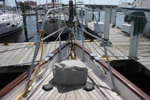 A Good WIndlass Cover Helps Keep Saltwater Out
