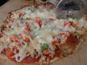 Grillicious Pizza!