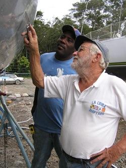 Russ & Pablo Examine Winterlude's Blisters