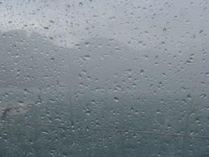 Storm in Providencia