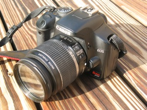 Current Canon EOS Rebel Xsi