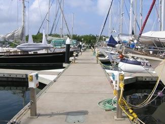 Nice Floating Docks