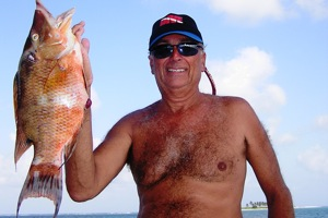 Hogfish For Dinner?  Yum, My Favorite!