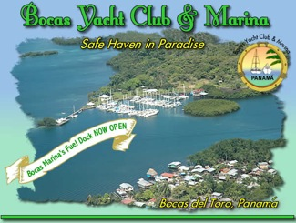 Bocas Marina Website Cover Photos (Thanks for letting me use it!)