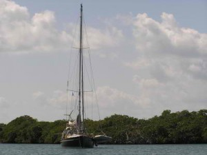 First Norther Anchorage, Drowned Cayes, Belize
