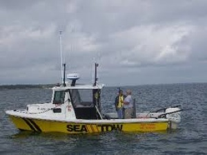 Sea Tow On The Spot
