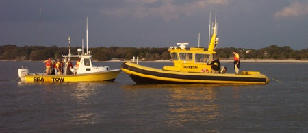 Navigating The Towing Service Maze Sea Tow Towboat Uscommuter Cruiser Commuter Cruiser
