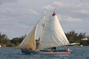 Traditional Belizean Sailing Craft