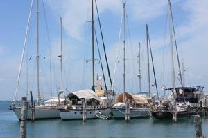 Marina Paraiso, Isla Mujeres