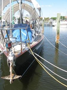 Leave Boat