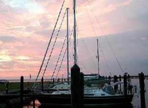 Sunrise 9.11.2011 Alligator River Marina, NC