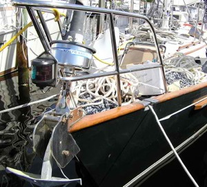 Sail Locker Mess ... Sorting It All Out Before Going Cruising