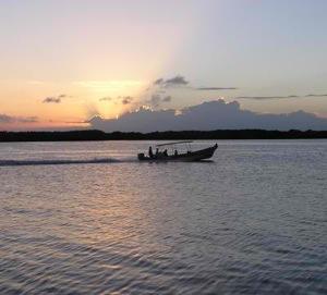 Sunset from Marina Paraiso