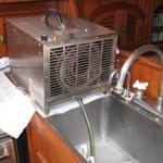 JBP Dryair DH-5 Dehumidifier