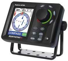 Northstar Below Decks Autopilot, AP 380 Display