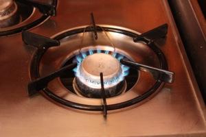 Propane Burning