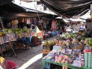 Fronteras Veggie Market - Guatemala
