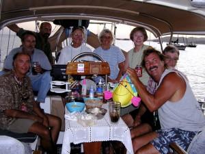 International Gathering in Guanaja, Bay Islands
