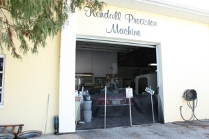 Kendall Precision Machine - Punta Gorda, FL