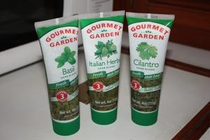 Gourmet Garden Herbs in a Tube