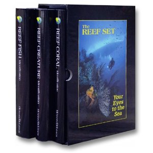 Reef Set: Reef Fish, Creatures and Coral by Paul Humann