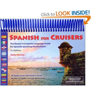 Spanish For Cruisers by Kathy Parsons