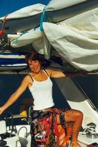 Chartering in the BVI in 2000 ... Baby Steps to Buying Winterlude in 2001!
