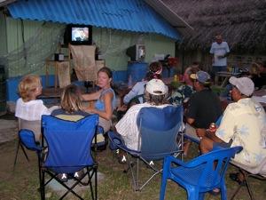 Super Bowl 2008, Kuna Yala, Panama