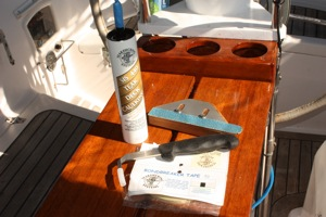 Teak Caulk Supplies from Teak Decking Systems in Sarasota, FL