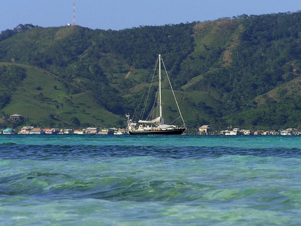 Winterlude at Josh's Caye, Bay Islands, Honduras