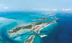 Bahamas Exuma Island Chain
