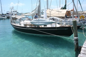 Going Cruising!  Marina Paraiso in Isla Mujeres Mexico