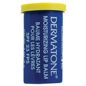 My Stubby Blue Tub of Dermatone Lip Balm SPF 23, .3 ounces