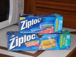 Indispensible Freezer Baggies!