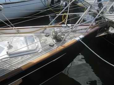 The Lighthouse 1501 Windlass Worked Perfectly