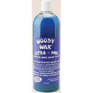 woodywash
