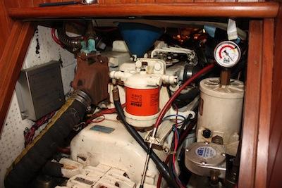 parker fuel filter modules