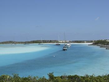 Exumas Land & Sea Park, Bahamas