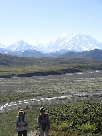 Denali J&N hiking