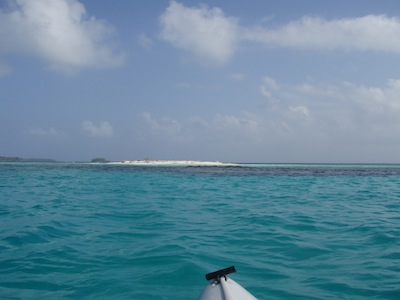 Kayak San Spit San Blas