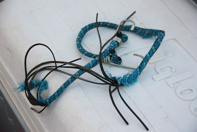 We always plan to replace all the bungee cords after a summer, here's why!