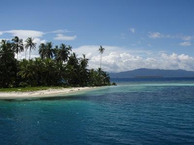 Cocos Banderos, San Blas Islands, Kuna Yala, Panama