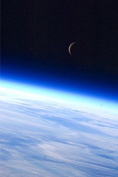 NASACrescent_Moon