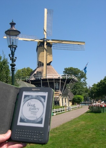 The Boat Galley Cookbook visits Amsterdam with Carol Watson.
